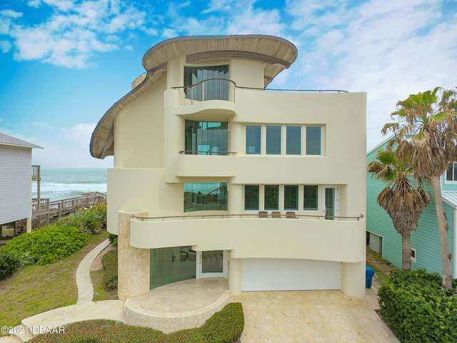 6965 S Atlantic Avenue, New Smyrna Beach, FL 32169 (MLS #1082120) :: Cook Group Luxury Real Estate