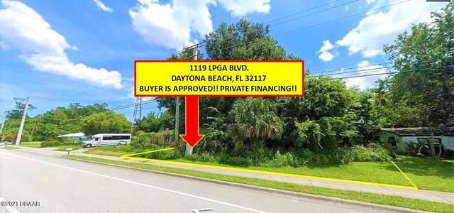 1119 Lpga Boulevard, Daytona Beach, FL 32117 (MLS #1082189) :: Cook Group Luxury Real Estate
