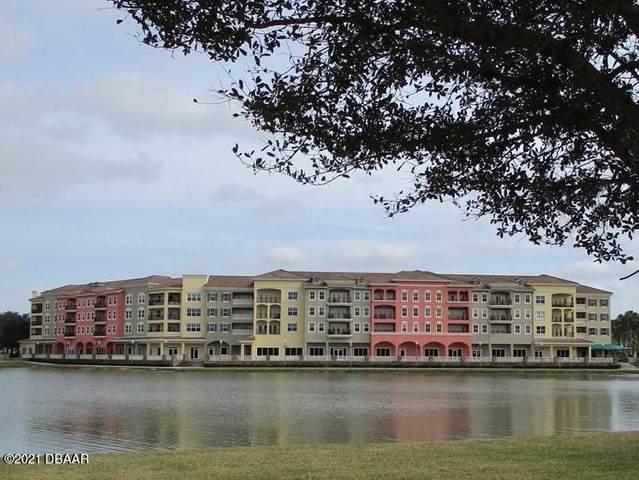 424 Luna Bella Lane #323, New Smyrna Beach, FL 32168 (MLS #1082380) :: NextHome At The Beach