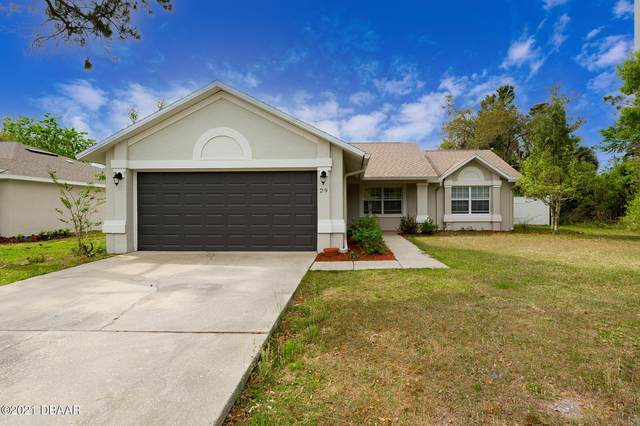 29 Ferber Lane, Palm Coast, FL 32137 (MLS #1082523) :: Florida Life Real Estate Group