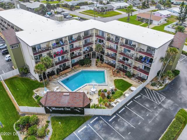 3700 S Atlantic Avenue #408, New Smyrna Beach, FL 32169 (MLS #1082636) :: Cook Group Luxury Real Estate
