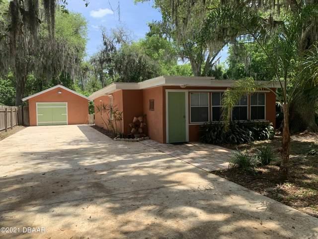 1569 Hammock Drive, Holly Hill, FL 32117 (MLS #1082706) :: NextHome At The Beach
