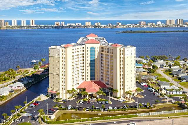 2801 S Ridgewood Avenue #405, South Daytona, FL 32119 (MLS #1082746) :: Momentum Realty