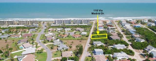 118 Via Madrid Drive, Ormond Beach, FL 32176 (MLS #1082779) :: NextHome At The Beach