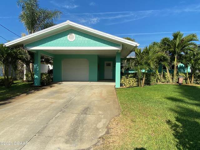 1510 Beacon Street, New Smyrna Beach, FL 32169 (MLS #1082787) :: Cook Group Luxury Real Estate