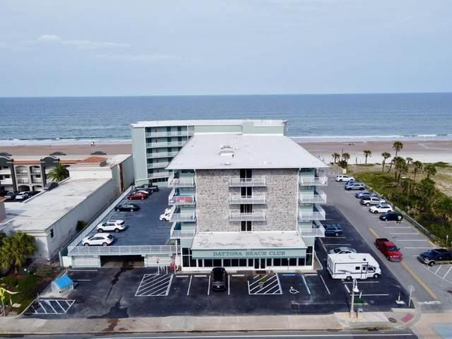 800 N Atlantic Avenue #702, Daytona Beach, FL 32118 (MLS #1082793) :: NextHome At The Beach