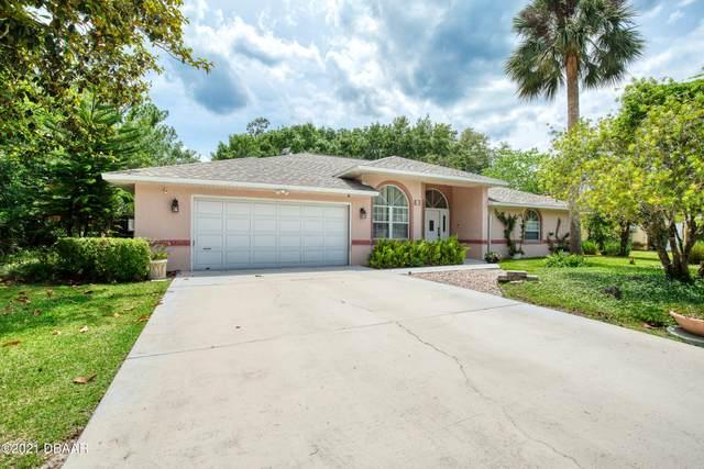 81 Whispering Pine Drive, Palm Coast, FL 32164 (MLS #1083170) :: Florida Life Real Estate Group