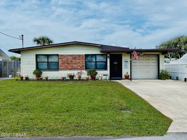 409 Columbus Avenue, New Smyrna Beach, FL 32169 (MLS #1083305) :: Momentum Realty