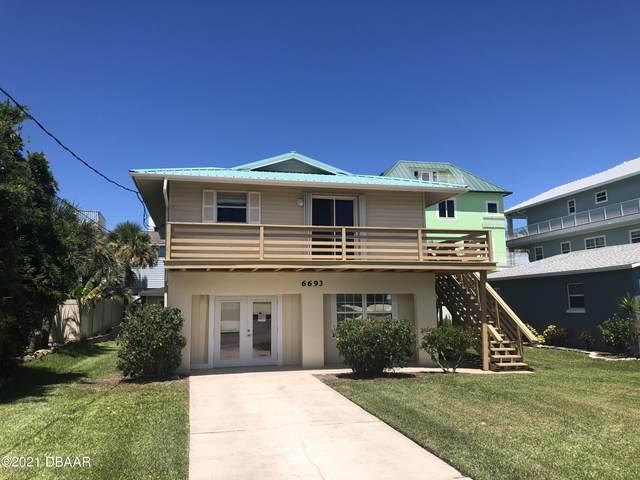 6693 Engram Road, New Smyrna Beach, FL 32169 (MLS #1083359) :: Momentum Realty
