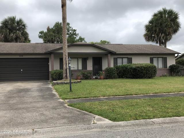1249 Tracy Drive, Port Orange, FL 32129 (MLS #1083828) :: Cook Group Luxury Real Estate