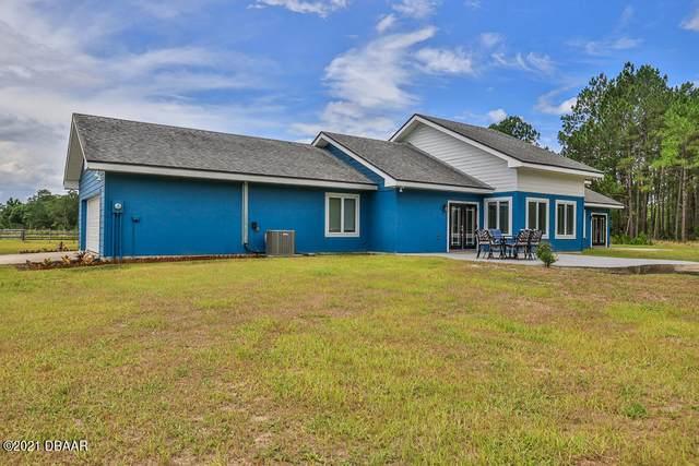 4607 Saddle Creek Run Road, New Smyrna Beach, FL 32168 (MLS #1084724) :: Momentum Realty