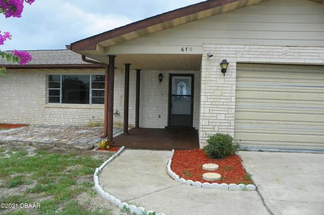 679 Tumblebrook Drive, Port Orange, FL 32127 (MLS #1084855) :: Momentum Realty