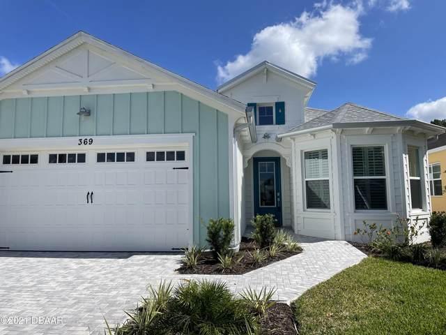 369 Compass Rose Drive, Daytona Beach, FL 32124 (MLS #1084924) :: Cook Group Luxury Real Estate
