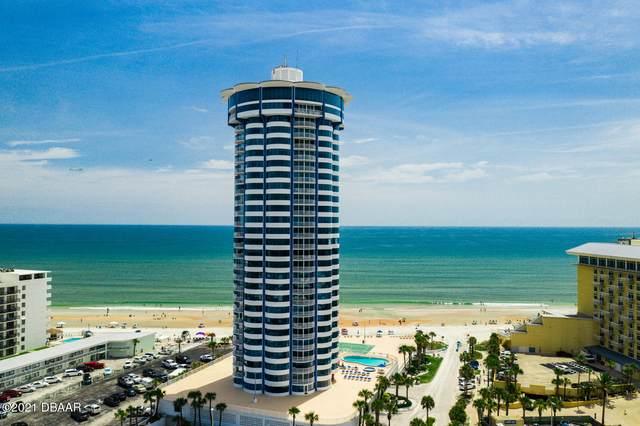 2625 S Atlantic Avenue 4SE, Daytona Beach Shores, FL 32118 (MLS #1085226) :: Wolves Realty