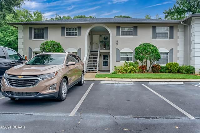 203 S Orchard Street 8C, Ormond Beach, FL 32174 (MLS #1085309) :: NextHome At The Beach II