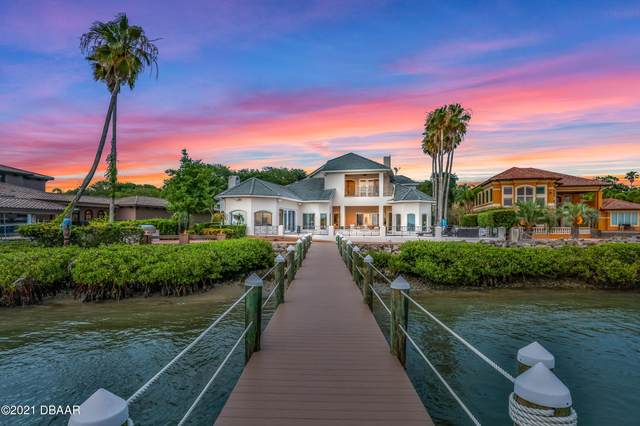 4828 S Peninsula Drive, Ponce Inlet, FL 32127 (MLS #1085548) :: NextHome At The Beach II