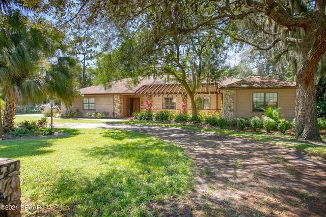 4 Rocky Creek Trail #9, Ormond Beach, FL 32174 (MLS #1085653) :: Cook Group Luxury Real Estate