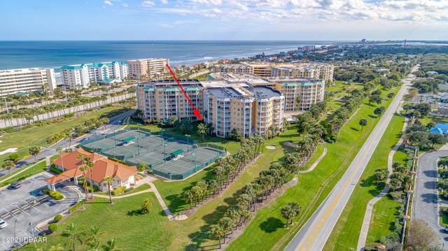4650 Links Village Drive B107, Ponce Inlet, FL 32127 (MLS #1085777) :: NextHome At The Beach II