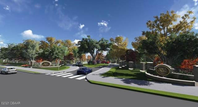 736 English Oaks Drive, Port Orange, FL 32127 (MLS #1085796) :: Memory Hopkins Real Estate