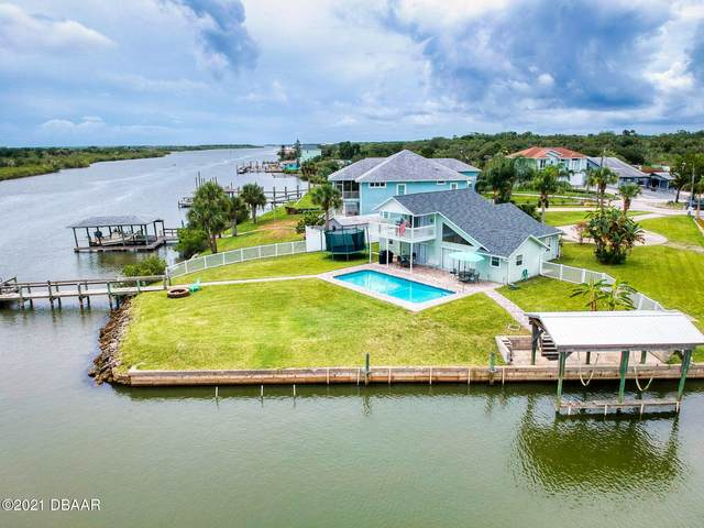 242 Gary Avenue, Oak Hill, FL 32759 (MLS #1085823) :: Cook Group Luxury Real Estate