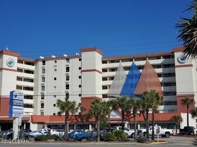 701 S Atlantic Avenue #421, Daytona Beach, FL 32118 (MLS #1085900) :: NextHome At The Beach