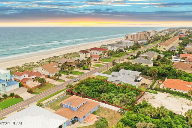 4722 S Atlantic Avenue, Ponce Inlet, FL 32127 (MLS #1085964) :: NextHome At The Beach II