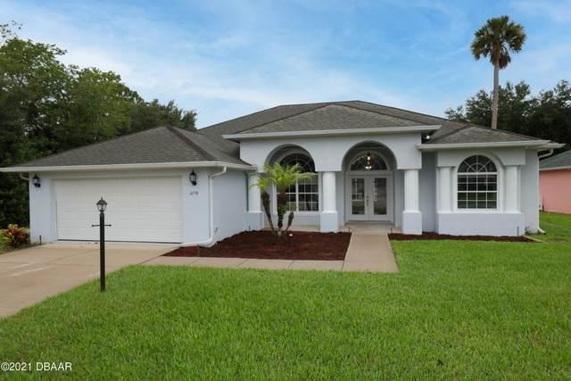 6170 Knotty Pine Court, Port Orange, FL 32127 (MLS #1085998) :: Cook Group Luxury Real Estate