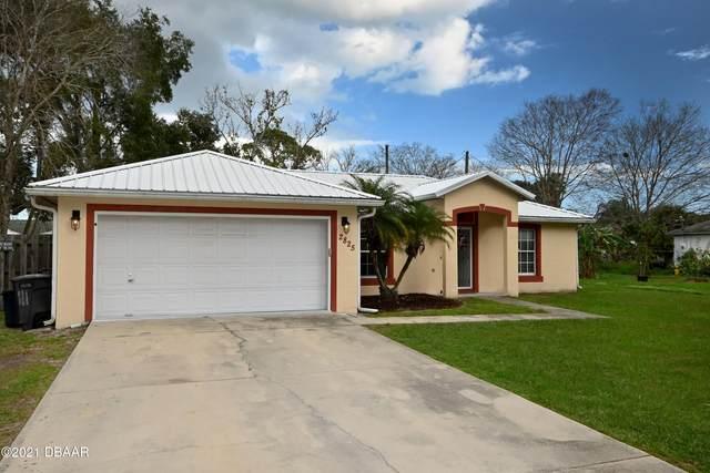 2825 Umbrella Tree Drive, Edgewater, FL 32141 (MLS #1086000) :: NextHome At The Beach II