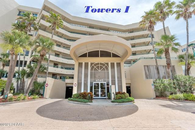 4545 S Atlantic Avenue #3706, Ponce Inlet, FL 32127 (MLS #1086006) :: NextHome At The Beach II