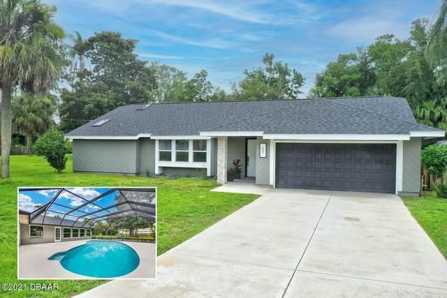 69 Webster Lane, Palm Coast, FL 32164 (MLS #1086036) :: NextHome At The Beach II