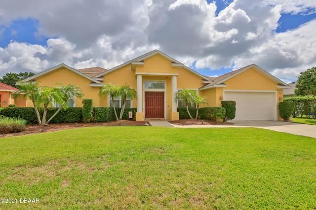 122 Mangrove Estates Circle, New Smyrna Beach, FL 32168 (MLS #1086037) :: Memory Hopkins Real Estate