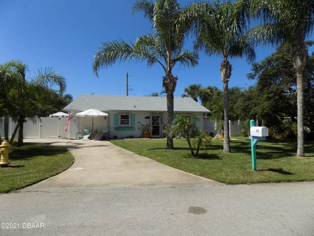 16 Ocean Breeze Circle, Ormond Beach, FL 32176 (MLS #1086309) :: Memory Hopkins Real Estate