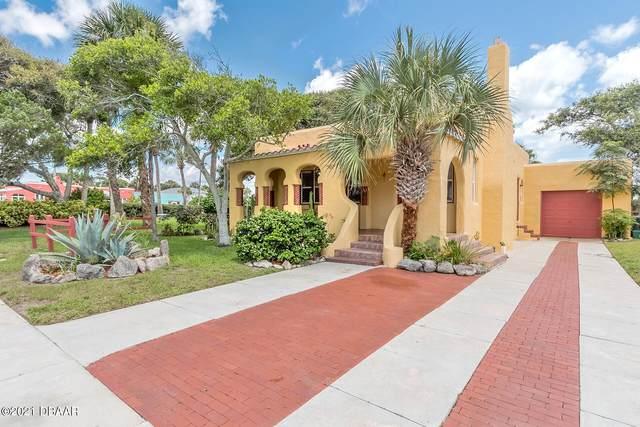 507 Ribault Avenue, Daytona Beach, FL 32118 (MLS #1086376) :: NextHome At The Beach