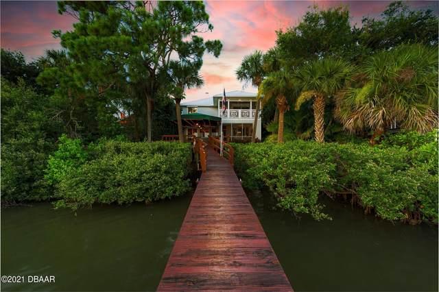 6354 River Road, New Smyrna Beach, FL 32169 (MLS #1086389) :: NextHome At The Beach II