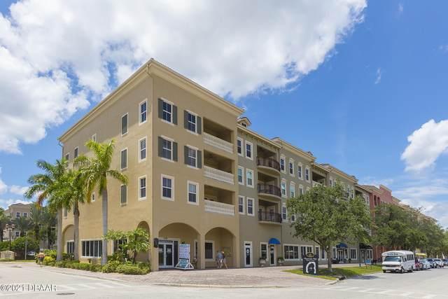 424 Luna Bella Lane #334, New Smyrna Beach, FL 32168 (MLS #1086412) :: Memory Hopkins Real Estate