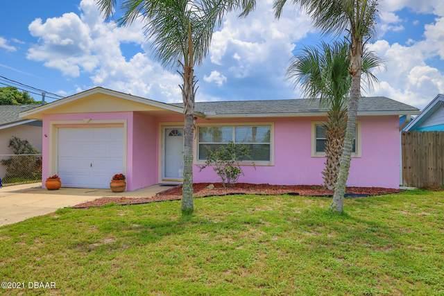 835 E 16th Avenue, New Smyrna Beach, FL 32169 (MLS #1086795) :: Cook Group Luxury Real Estate