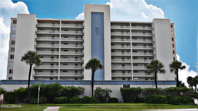 1133 Ocean Shore Boulevard #606, Ormond Beach, FL 32176 (MLS #1087001) :: Cook Group Luxury Real Estate