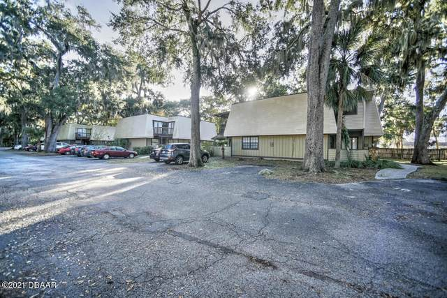 3656 Jackson Street #13, Port Orange, FL 32129 (MLS #1087052) :: Cook Group Luxury Real Estate