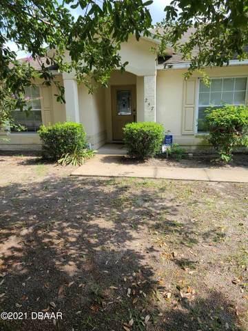 257 Fountain Lake Boulevard, Daytona Beach, FL 32117 (MLS #1087308) :: Momentum Realty