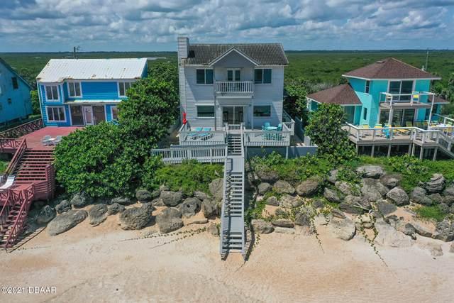 6029 S Atlantic Avenue, New Smyrna Beach, FL 32169 (MLS #1087469) :: Cook Group Luxury Real Estate