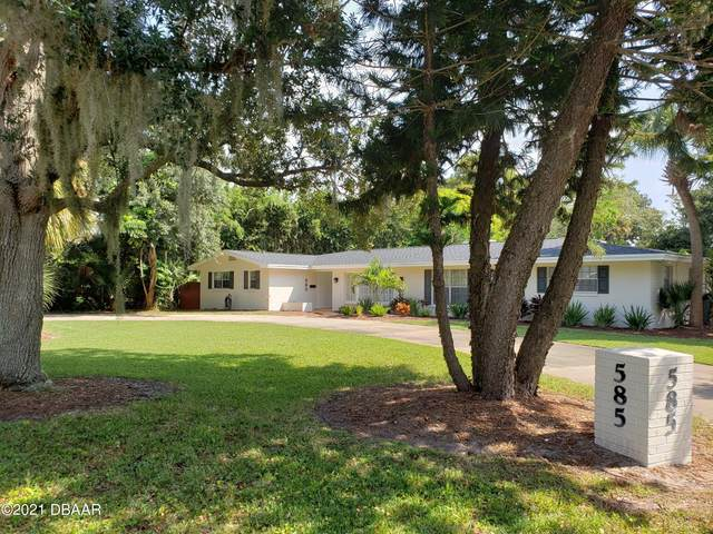 585 John Anderson Drive, Ormond Beach, FL 32176 (MLS #1088067) :: NextHome At The Beach II