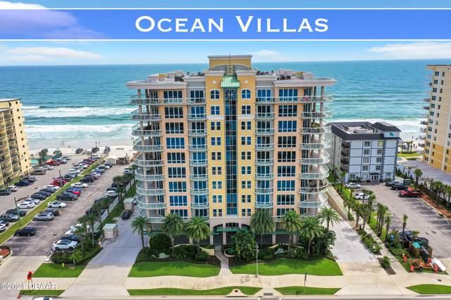 3703 S Atlantic Avenue #602, Daytona Beach Shores, FL 32118 (MLS #1088079) :: Momentum Realty