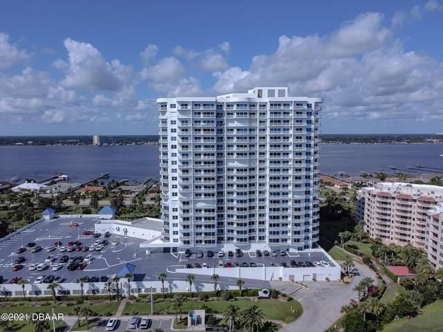 2 Oceans West Boulevard #606, Daytona Beach Shores, FL 32118 (MLS #1088183) :: Momentum Realty