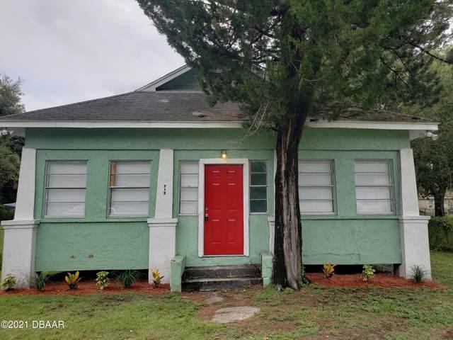 712 Marion Street, Daytona Beach, FL 32114 (MLS #1088345) :: Florida Life Real Estate Group