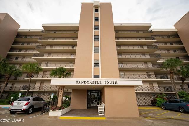 4445 S Atlantic Avenue #301, Ponce Inlet, FL 32127 (MLS #1088385) :: Momentum Realty