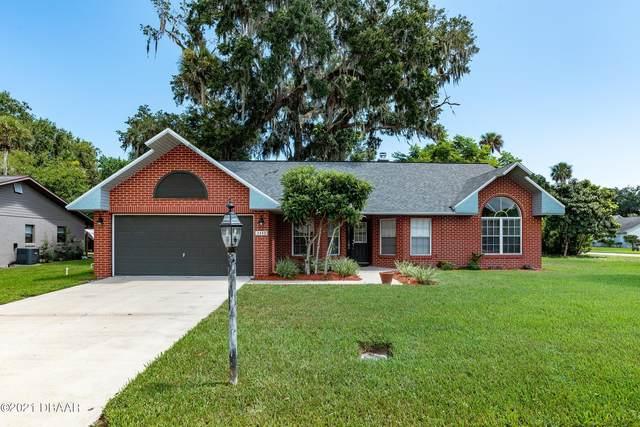 3449 Country Manor Drive, Port Orange, FL 32129 (MLS #1088685) :: NextHome At The Beach II