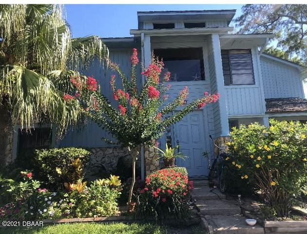 126 Blue Heron Drive D, Daytona Beach, FL 32119 (MLS #1088940) :: Cook Group Luxury Real Estate