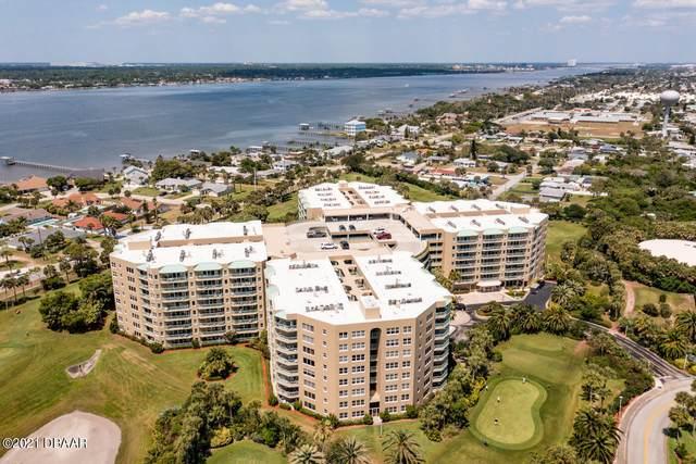 4 Oceans West Boulevard 404C, Daytona Beach Shores, FL 32118 (MLS #1088955) :: NextHome At The Beach II