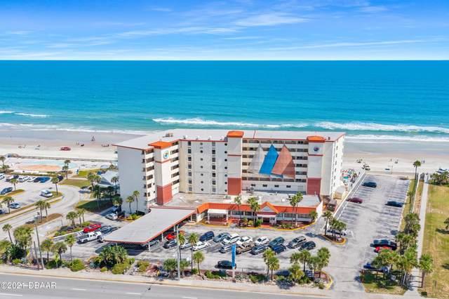701 S Atlantic Avenue #113, Daytona Beach, FL 32118 (MLS #1089077) :: Cook Group Luxury Real Estate