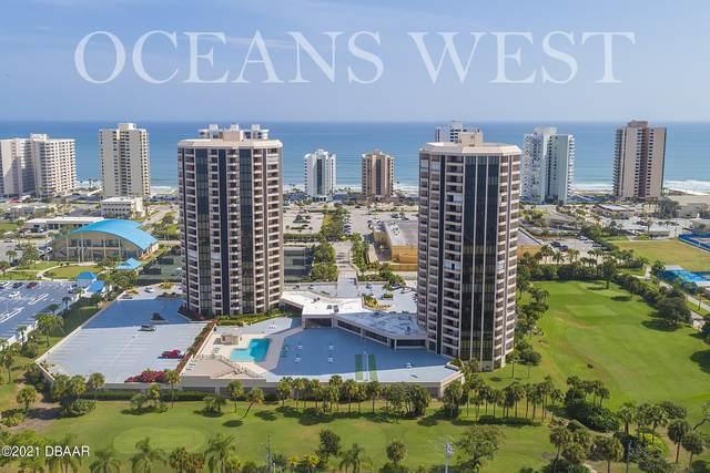 1 Oceans West Boulevard 6B1, Daytona Beach, FL 32118 (MLS #1089286) :: Cook Group Luxury Real Estate